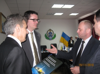 Joint Support Office for Enhancing Ukraine's Integration in EU Research Area – 2010