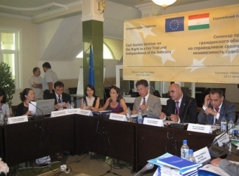 "Civil Society Seminar: ""The Right to a Fair Trial and Independence of the Judiciary"" – 2009"