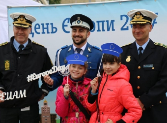 Europe Day 2017 – Kyiv, March 14, 2017