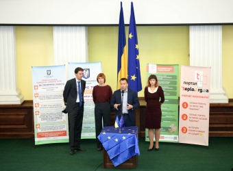 Energy efficiency information tour to Kyiv