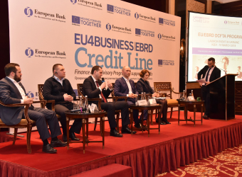 Launch event of the EU4Business-EBRD Credit Line in Ukraine – Kyiv, Ukraine, March 15, 2019